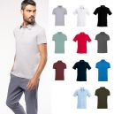 Polo jersey 180gr homme
